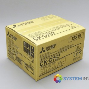 CK-D757 7x5 Print Media
