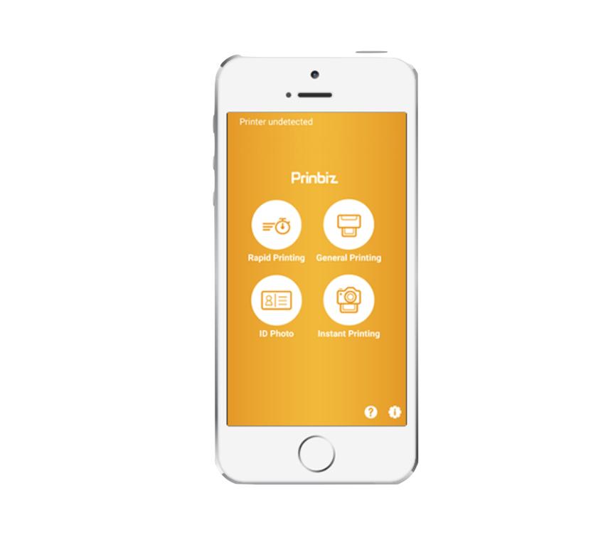 HiTi PrinBiz App