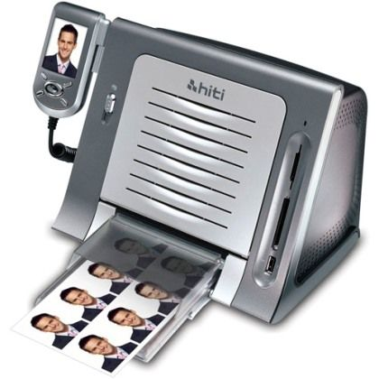 S420 ID Passport Printer
