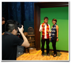 Chromakey Photography