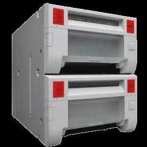 Mitsubishi CP-D707DWS Double Deck Printer