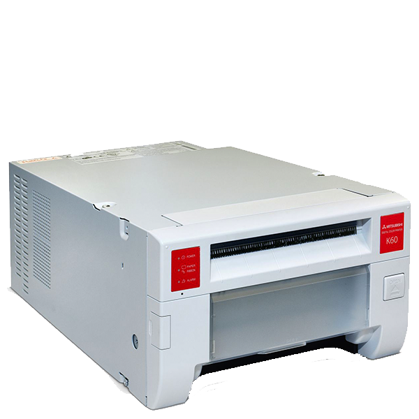 Mitsubishi CP-K60DW-S - Printers with Rollback Technology