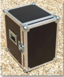 Flight case CP9550DW