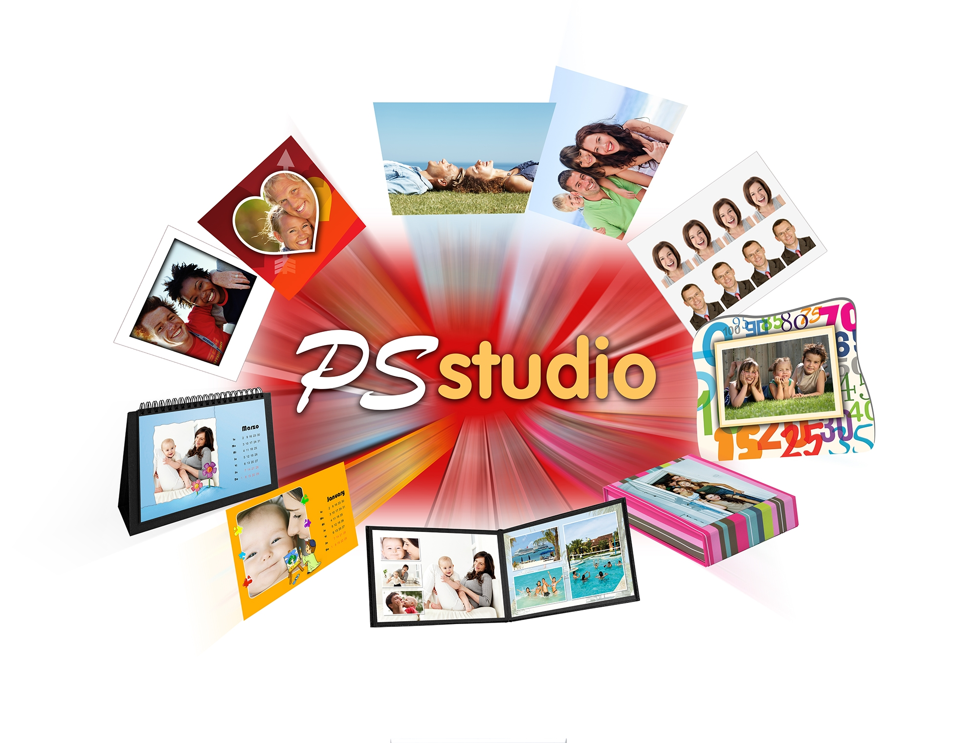 Mitsubishi PSStudio Photo Retail Software