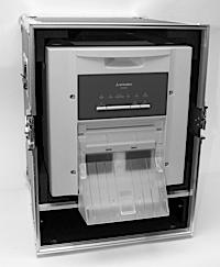 Flight Case for CP9800 /CP9810 Printer