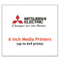 All Mitsubishi Printers - upto 6x9 Prints