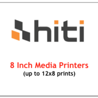 "HiTi 8 Inch Media Printers up to 12""x8"