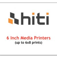 "Printers capable of up to 6""x8 prints"