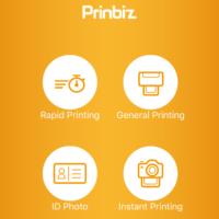 The HiTi PrinBiz App