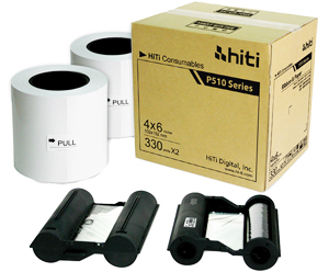 HiTi P510 Print Media - 6x4