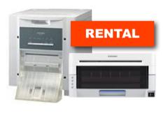 Photo Printer Rental
