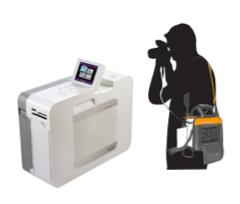 Portable Photo printers