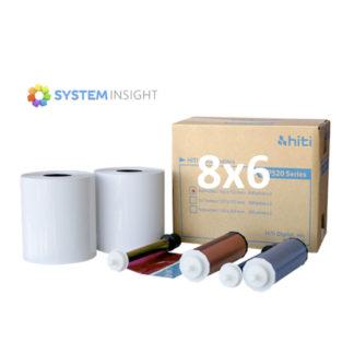HiTi 520 Series Media - 8x6