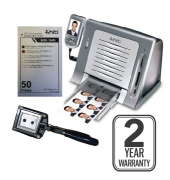 HiTi S420 ID & Passport Photo Printer Bundle