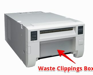 Waste Clippings Boxes