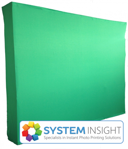 Greenscreen Pop Up Background Large
