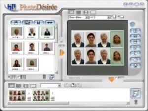 HiTi ID Photos Software