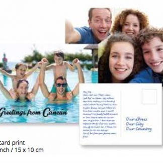 Mitsubishi Postcard Media
