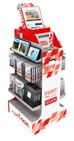 smart kiosk gifts exhibitor