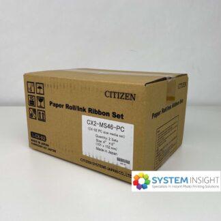 CX-02 4x6 Media