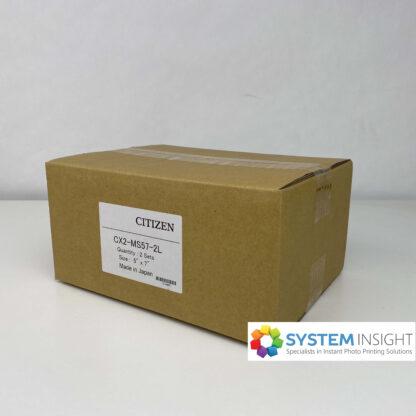 CX-02 5x7 Media