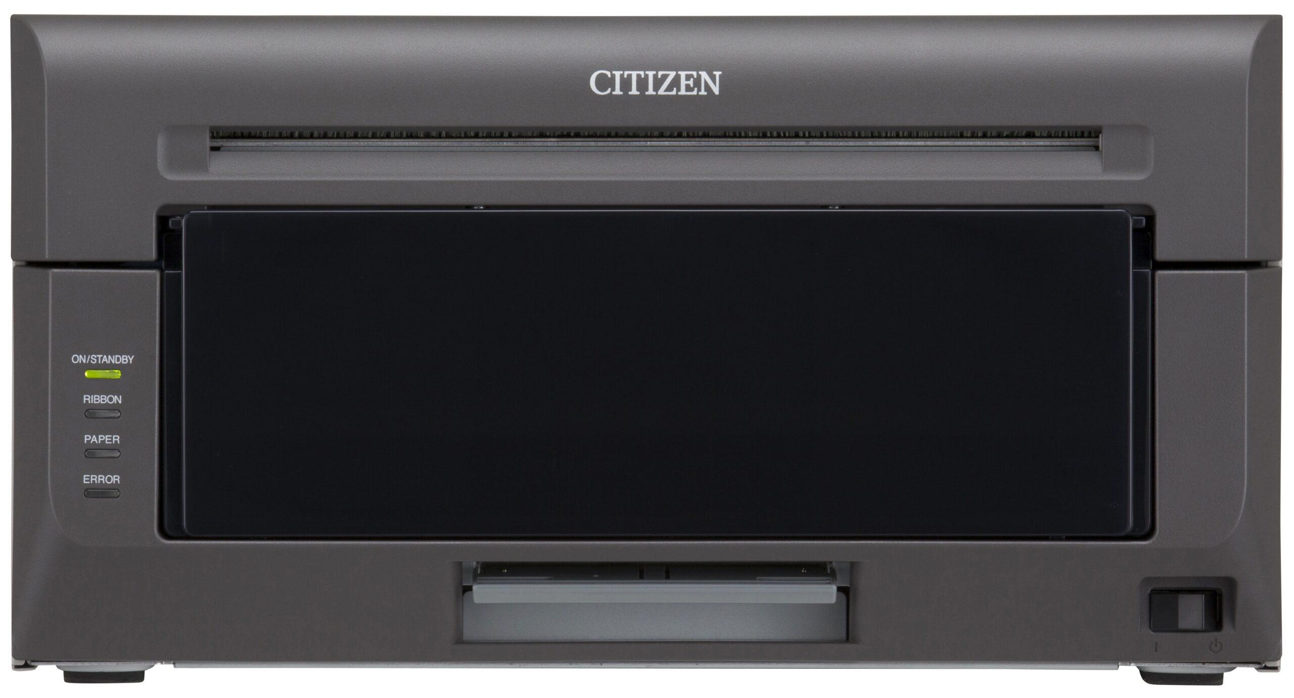 Citizen CX-02W Photo Printer Front