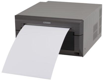 Citizen CX-02W Photo Printer Print