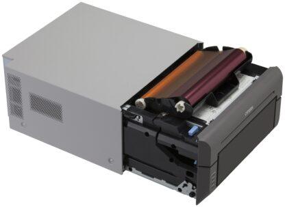 Citizen CX-02W Photo Printer Ribbon Open
