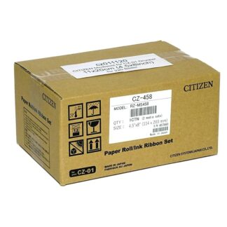 Citizen Print Media CZ-01 4.5 x 8 Inches