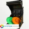 HiTi P510 Series Paper Box (USED) - inc Green / Orange Spindles